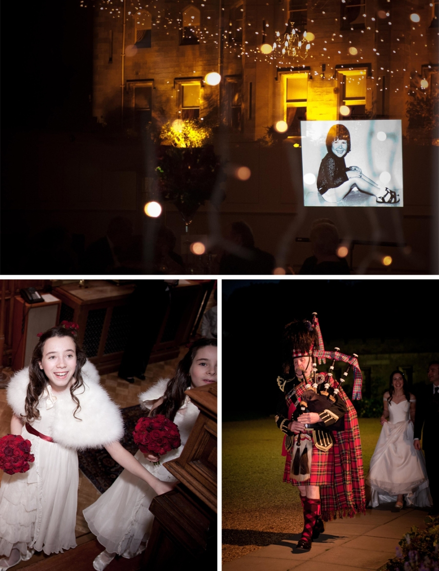 SCOTTISH CASTLE JEWISH WEDDING B