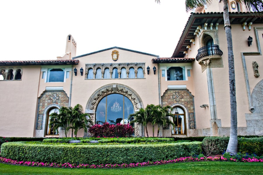 MAR A LAGO PALM BEACH WEDDING