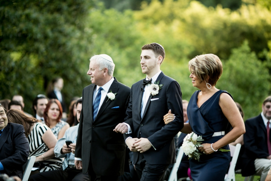 Jewish Greek Wedding at Brooklyn Botanical Garden New York 46