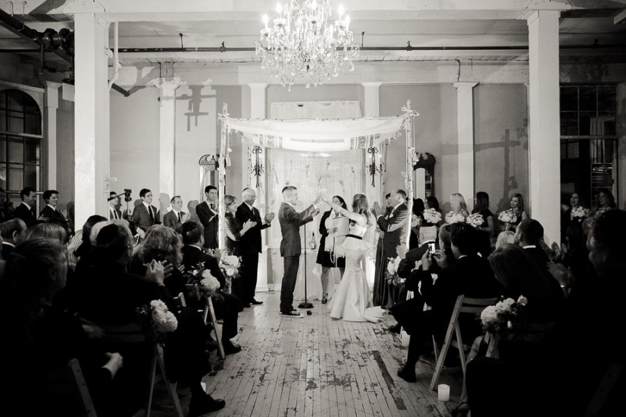 Jewish Wedding at The Metropolitan Building, New York 33