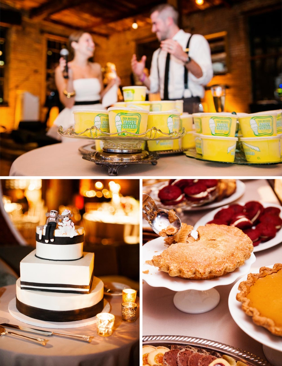 Wedding Desserts, The Metropolitan Building, New York