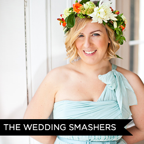 THE WEDDING SMASHERS: Louise Beukes, wedding blogger and top UK wedding stylist