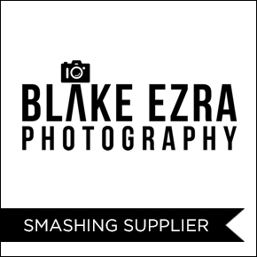 Welcome Blake Ezra Photography to our Smashing Suppliers